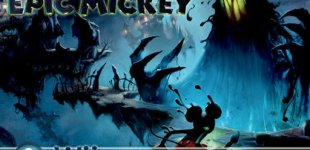 Epic Mickey. Видео #2