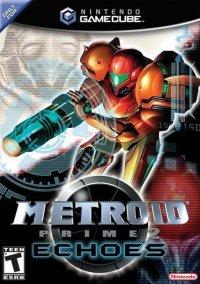 Обложка Metroid Prime 2: Echoes