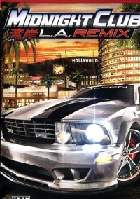Обложка Midnight Club: L.A. Remix