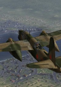 Обложка Sturmoviks over Manchuria