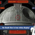 Скриншот Star Wars Arcade: Falcon Gunner – Изображение 4