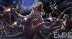 Концепт-арт «Стражей Галактики 2» показал битву с монстром - Изображение 1