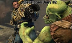 Warhammer 40 000 Space Marine Developer Diary #2 на русском