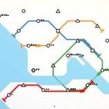 Скриншот Mini Metro
