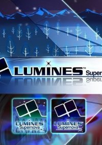 Обложка Lumines Supernova