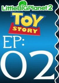 LittleBigPlanet 2: Toy Story – фото обложки игры