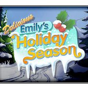 Обложка Delicious: Emilys Holiday Season