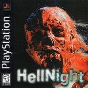 Обложка Hell Night: Dark Messiah