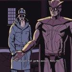 Скриншот Watchmen: The End Is Nigh Part 1 – Изображение 55
