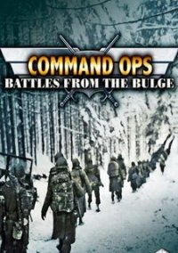Обложка Command Ops: Battles from the Bulge