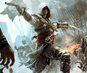 В Assassin's Creed 4 можно будет играть на PlayStation Vita