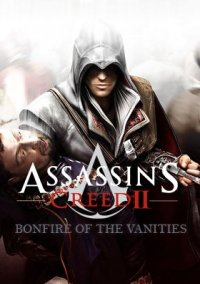 Обложка Assassin's Creed II: Bonfire of the Vanities