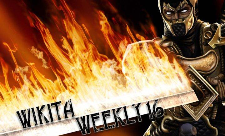 Wikita Weekly   Выпуск 16   DANCE Edition