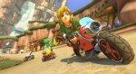 Линк из The Legend of Zelda заедет в Mario Kart 8 - Изображение 1