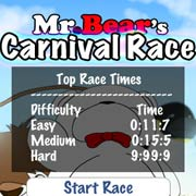 Обложка Mr.Bear's Carnival Race