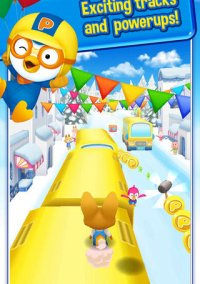 Обложка Pororo Penguin Run