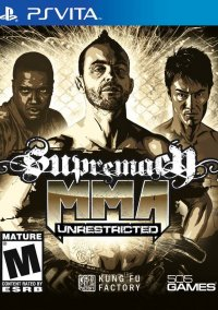 Обложка Supremacy MMA: Unrestricted