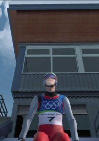 Обложка Vancouver 2010: The Official Video Game of the Olympic Games
