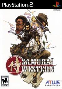 Обложка Samurai Western