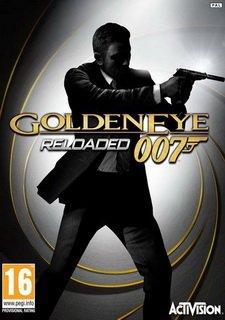 Golden Eye 007 Reloaded