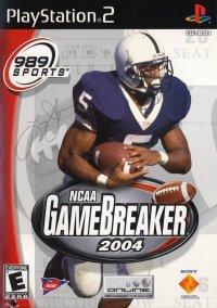 Обложка NCAA Gamebreaker 2004
