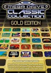 Обложка SEGA Genesis & Mega Drive Classics