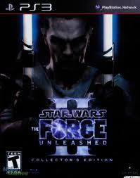 Обложка Star Wars: The Force Unleashed II Collector's Edition
