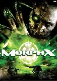 Обложка MorphX