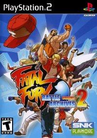 Обложка Fatal Fury Battle Archives Vol 2