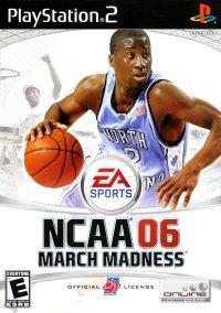 Обложка NCAA March Madness 06