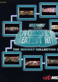 Обложка Midway Presents Arcade's Greatest Hits: The Midway Collection 2