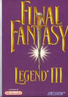 Final Fantasy Legend III