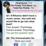 Скриншот Rihanna Quizzle