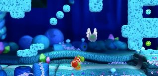 Yoshi's Woolly World. Видео #1