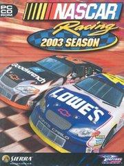 Обложка NASCAR Racing 2003 Season