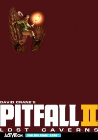 Обложка Pitfall II: Lost Caverns