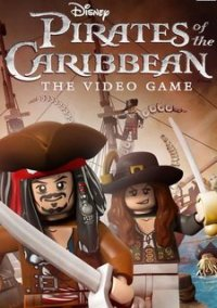 Обложка LEGO Pirates of the Caribbean