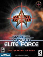 Обложка Star Trek: Voyager - Elite Force