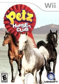 Обложка Petz Horse Club