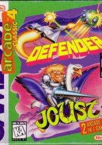 Обложка Arcade Classics 4: Defender/Joust