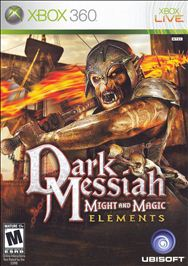 Обложка Dark Messiah: Might and Magic Elements