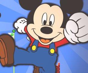 Слух: Nintendo и Disney работают над совместными фильмами