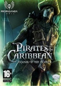 Обложка Pirates of the Caribbean: Armada of the Damned