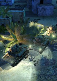 Обложка Codename Panzers, Phase Two