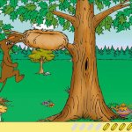 Скриншот Moomintrolls: The Magic Lamp – Изображение 4