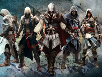 Эволюция Assassin's Creed