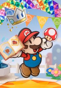 Paper Mario: Sticker Star – фото обложки игры