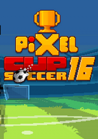 Обложка Pixel Cup Soccer 17