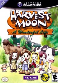 Обложка Harvest Moon: A Wonderful Life