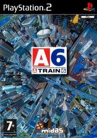 Обложка A-Train 6